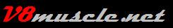 V8Muscle.net logo