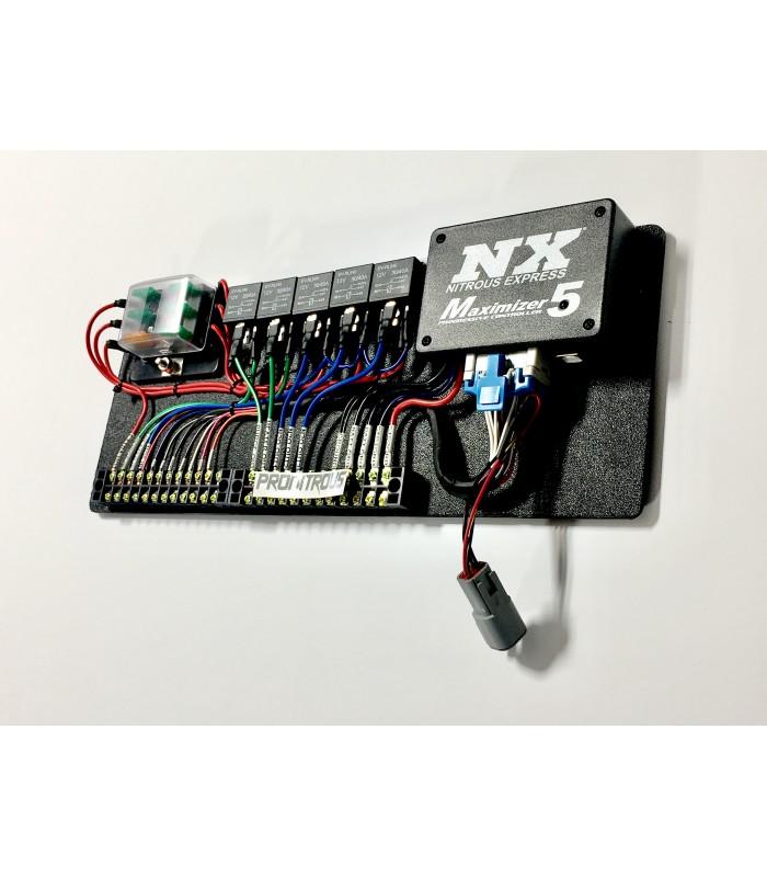 Nitrous Express Maximizer 5 Wiring Diagram