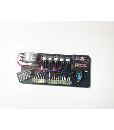 Nitrous Express Maximizer 4 Relay Panel