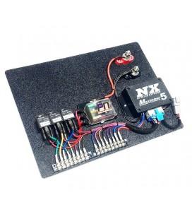 Nitrous Express Maximizer 5 Relay Panel