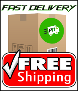Fast Delivery & Free Shipping On All Orders